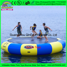 Top fun and China professional manufacturers air bouncer inflatable trampoline, Inflatable Water Bouncer ,Water Trampoline