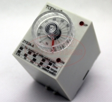 Multi-range Time Delay Relay 8-Pin 220V Timer Instead of AH3-1/2/3 0.5S/5S/30S/3M