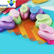 Embossing DIY Corner Paper Printing Card Cutter Scrapbook Shaper large Embossing device Hole Punch Kids Handmade Craft gift YH01(China)