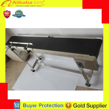 building tools conveyor, band carrier, Belt conveyor for bottles/ food 20cm wide 1m-2m customized moving belt, rotating table