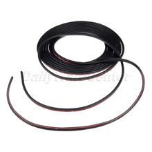5 Meter Car Sticker Auto Door Moulding Rubber Sealing Strips Trim Guard Edge Protector Strip Cover Protection Car-styling Black(China)
