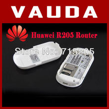 Unlock 21.6Mbps huawei R205 Wireless 3G Router,PK E5331 E5220  E586 E587 E589 Singapore Post  Free shipping