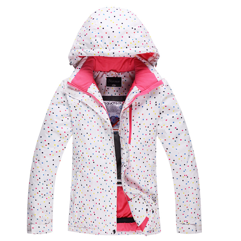 Snowboard Limited New 2017 Women Winter Light Ski Jackets Show Charming High Quality Comfortable Hiking Waterproof Clothing <br><br>Aliexpress