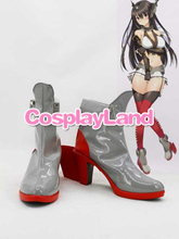 Customize Boots Kantai Collection Fleet Girls Battleship Mutsu Nagato Cosplay Boots Custom Any Size Anime Party Boots