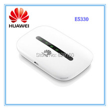 Unlocked Huawei E5330 3G 21.6Mbps Mobile WiFi Hotspot mini pocket wireless router