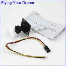 "700TVL FPV HD 1/3"" CCD 2.1mm Lens Camera Wide Angle Image Sensor CCTV PAL for FPV QAV250 Quadcopter"