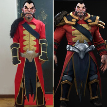 DOTA Banehallow Cosplay Costume Anime Custom Made Uniform