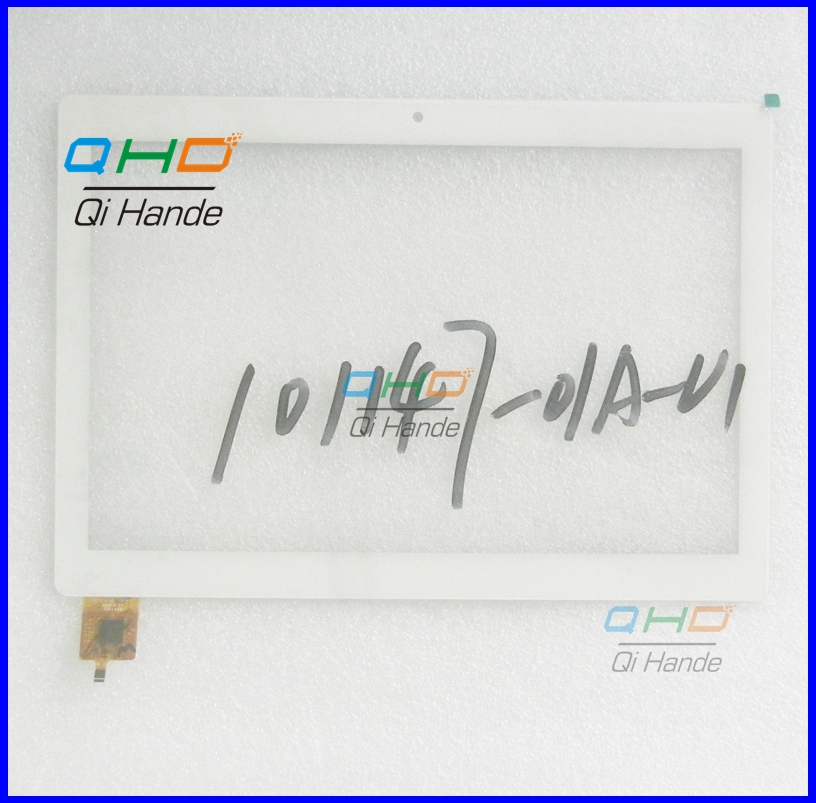 1pcs/lot White New 10.1 inch Tablet Capacitive Touch Screen Replacement For 101147-01A-V1 Digitizer External screen Sensor<br><br>Aliexpress