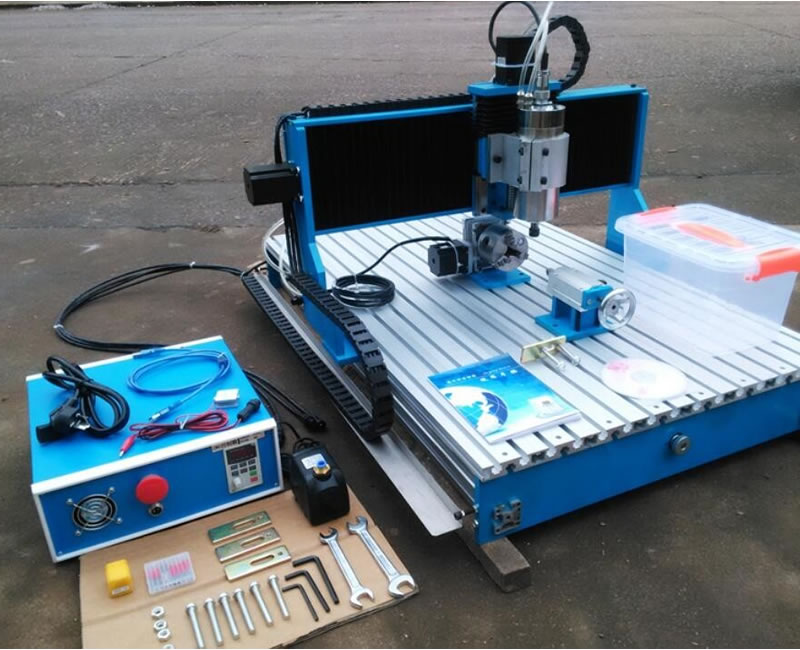 CNC 6090 4axis (10)