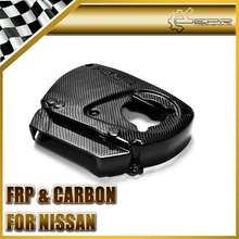 Carbon Fiber RB26 DETT Cam Cover Glossy Fibre Engine Accessories Fit For Nissan R32 R33 R34 GTR BNR32 BNR33 BNR34 Car-Styling