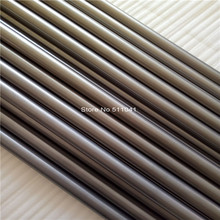 Titanium Ti Grade 5 Gr.5 GR5 Metal Rod Diameter 5mm Length 500mm round titanium bars free shipping Paypal is available(China)