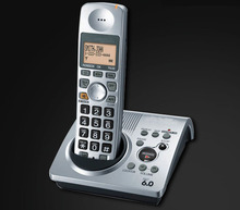digital telephone 1 Handset KX-TG1031S  1.9 GHz DECT 6.0 Cordless telephone with Answering system