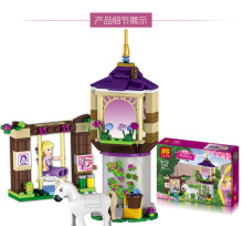 148 Pcs lele37000 Rapunzel's Best Day Ever Building blocks Bricks Princess Building Block Girl Compatible with Lepin Toys