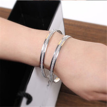 Min. order $10 . Free shipping! Wholesale Nice gift jewelry star bracelet for women bangles. Smart round geometric jewelry