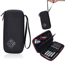 New EVA Travel Carry Pouch Sleeve Portable Protective Box Cover Bag Case For Texas Instruments TI-84 Plus Graphics Calculator CE
