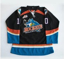 Kelowna Rockets #10 Duncan Keith Hockey Jersey Embroidery Stitched Customize any number and name Jerseys(China)