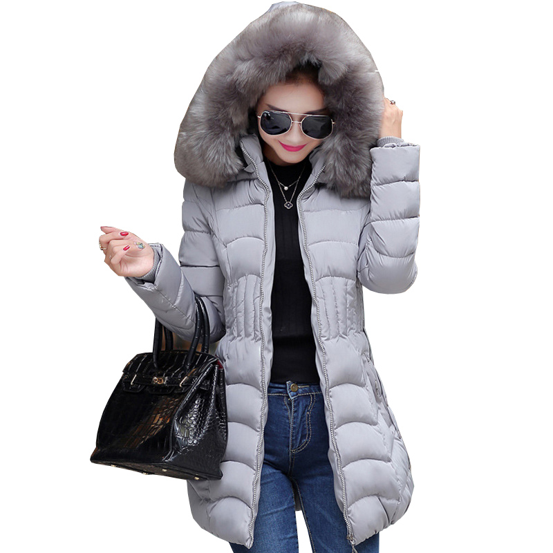 2017 winter down jacket women long coat parkas thickening Female Warm Clothes Nagymaros collar High QualityОдежда и ак�е��уары<br><br><br>Aliexpress
