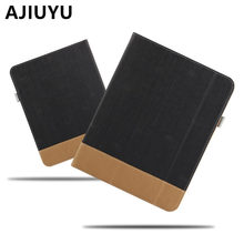 AJIUYU Case For iPad one 1 Cover iPad1 cases Protective Smart Cover Protector Leather PU Tablet A1337 A1219 Sleeve(China)