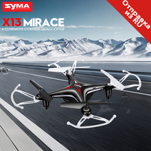 Drone SYMA X13 RC Quadcopter 2.4G 4CH 6-Axis Headless Mini Dron RTF Remote Control Toys RC Helicopter Gifts(China)