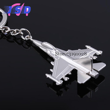 Car Styling Aircraft Keychain Keyring Auto Key Ring Pendant for Lexus Land Rover LADA MINI Cooper Nissan Infiniti KIA Mazda Audi(China)