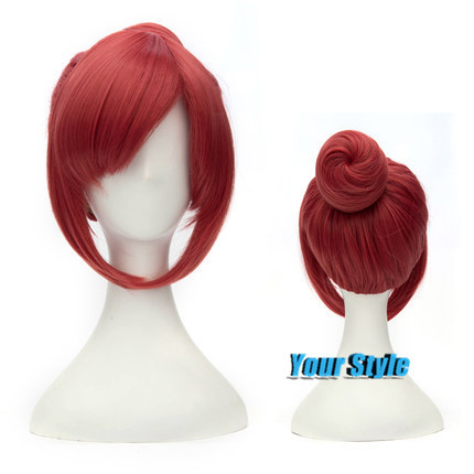 Cheap Japanese Love Live Maki Nishikino Wig Cosplay Short Straight Hair Wigs Female Girl Party Costume Dancy Wig Perruque Peluca<br><br>Aliexpress