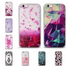 For iPhone 5 5S Case Silicone 3D Painting For Apple iPhone 5 S 5SE Cover Protector Back Cover for Apple iphone 5 Coque