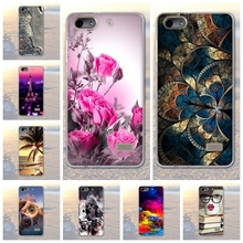 Case Cover for Huawei Honor G Play Mini Flower Owl Clouds Soft TPU Back Capa Shell Silicone Cases For Huawei Honor 4C Capa Shell