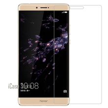 9H Tempered Glass Screen Protector For Huawei Ascend MATE 7 Verre Protective Toughened Film For MATE 7 Temper Protection Trempe(China)