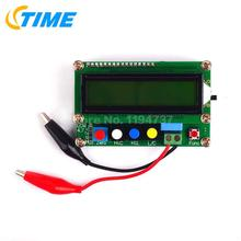 ! LC100-A Digital LCD High Precision Inductance Capacitance L/C Meter Capacitor Test Instruments - STIME Electronics Technology Co., Ltd. store