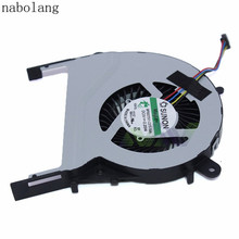 Nabolang Cpu Cooling Fans For ASUS X455LD X455CC A455 A455L K455 X555 A555L K555 Laptops Cooler Fans(China)