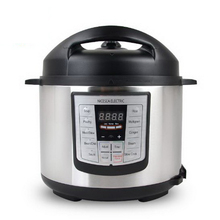 110V/360 degree  three-dimensional heating pressure/ Intelligent timing/ Multi-function electric pressure cooker/271207
