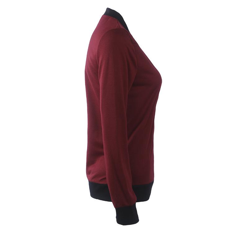 Hot Sprzedaż Jesień Tanie Ubrania Kobiet Małe Krótkie Kurtki Z Długim Rękawem Zipper Fly Outwear Kurtki Płaszcze Slim Cienkie Stylu topy Coat 17
