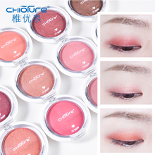 CHIOTURE Light Shimmer Satin Matte Eyeshadow Pallete Eye Shadow Makeup Make Up Palette Maquiagem Paleta de Sombra Maquillage(China)