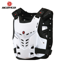 Scoyco AM05 Motorcycles Motocross Chest&Back Protector Armour Vest Racing Protective Body-Guard Armor Free shipping(China)