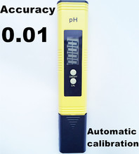 high precision 0.01 Digital LCD  Aquarium Water Acid PH meter Pool Analyzer Urine automatic calibration 22% off
