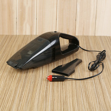 Car Mini Vacuum Cleaner 60W Portable Wet And Dry Dual Use Auto Cigarette Lighter Hepa Filter 12V for Car