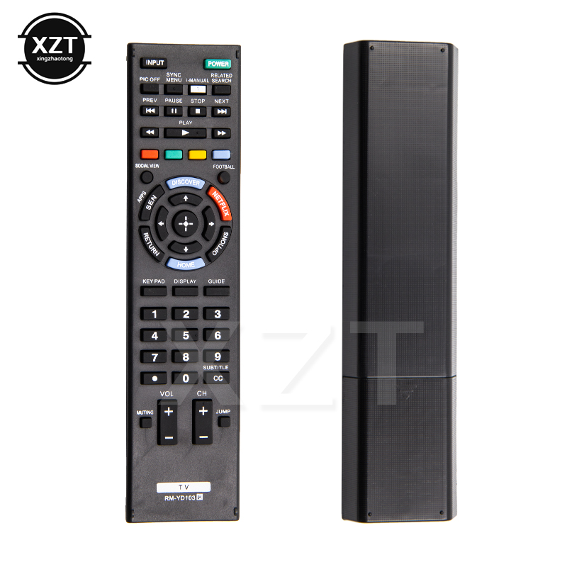 New RM-YD103 Remote for Sony LED LCD HDTV TV KDL-32W700B KDL-40W590B KDL-40W600B