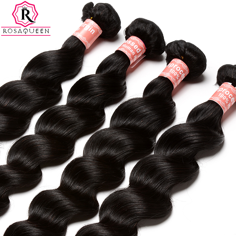 Brazilian-Virgin-Hair-Loose-Wave-Human-Hair-Weave-Bundles-Natural-Black-Color-1-Piece-Hair-Extension (1)