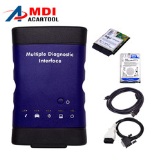 Best Quality for GM MDI with WIFI with HDD software for gm diagnostic tool for gm mdi for opel mdi car diagnostic tool