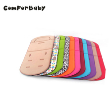 Strollers Indentation Pad Buggy Stroller Lycra Chair Cushion Pad Thick Cushion Pad Rainbow Four Stroller Accessories WMC9702