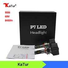 9005/HB3,9006/HB4,9004/9007,9012,H4,H7,H11/8/16,H13,H15 Led Headlght Kit Bulb Lamp H/L Car Styling DRL Fog Light Replacement(China)