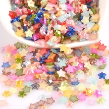 Buy 1000PCS 6mm mixed Star pattern flatback Resin Cabochons Embellishments Scrapbook Craft DIY YKL0585 for $2.48 in AliExpress store
