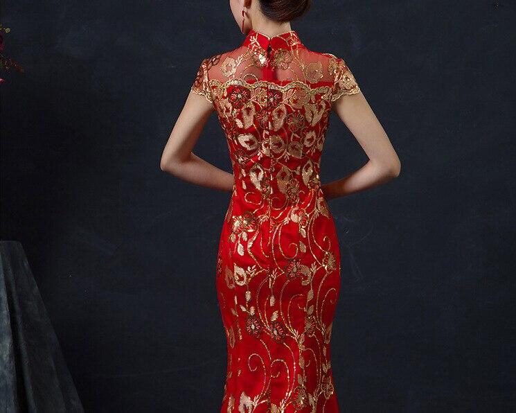 Red-Chinese-Wedding-Dress-Female-Long-Short-Sleeve-Cheongsam-Gold-Slim-Chinese-Traditional-Dress-Women-Qipao (1)