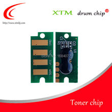 Toner chip for Dell C2660 C2665 color jet A7310340 HD47M 593-BBBM KWJ3T K/C/M/Y cartridge reset chip 1.2K