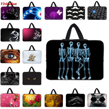 "Casual Tablet Cover Case 10.1"" Hot Neoprene Laptop Bag 15 17 10 12 13 14 Inch Mens Boys Netbook Case Bags Soft Computer 13.3 Bag"