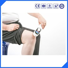 new technology guangdun china Physotherapeutic bio laser medical physiotherapy apparatus pain reliever portable instrument(China)