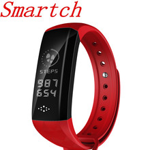Buy Smartch M2Z Bluetooth Smart Band Heart Rate Blood Pressure Pulse Meter Bracelet Fitness Tracker iOS Android PK miband 2 mi b for $18.26 in AliExpress store