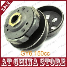 GY6 125cc 150cc Gas Scooter Complete Rear Clutch assembly for TAOTAO SUNL ZNEN 152QMI 157QMJ Engine Moped