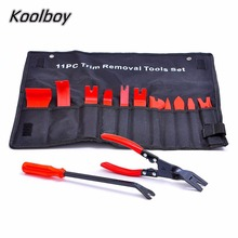 Buy 11PCS/13PCS Professional Vehicle Car Door Dash Trim Tool Panel Molding Clip Retainer Removal Tools Opening Pry Tool Set Car Auto for $13.03 in AliExpress store