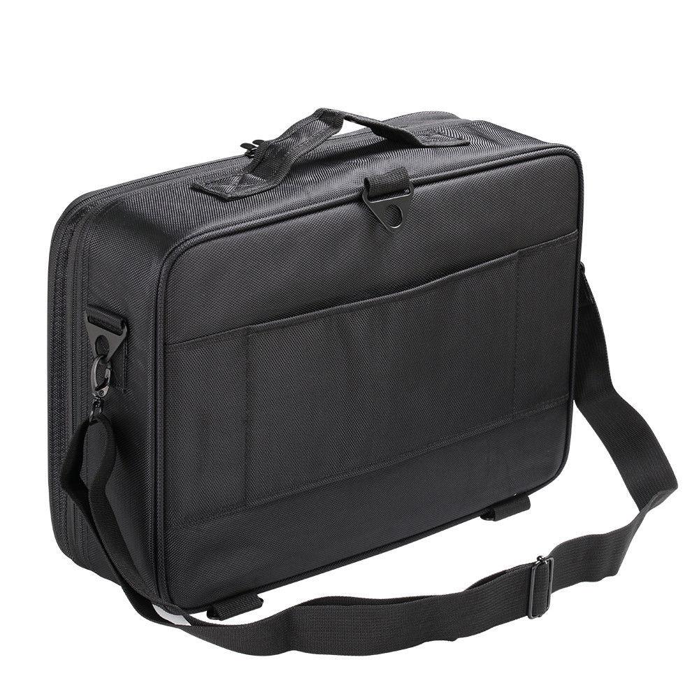 Women Makeup Bag High Quality Professional Organizer Makeup Brush Bag Case Cosmetic Bag Large Capacity Storage Bag Art Tool Box (8)